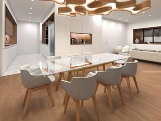 Propriété Générale International Real Estate Modern dining room