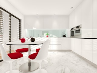 Propriété Générale International Real Estate Modern kitchen