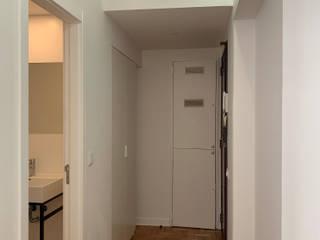 CSR Modern corridor, hallway & stairs