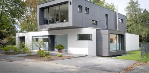 Haus Börger: moderne Häuser von Architekten Spiekermann