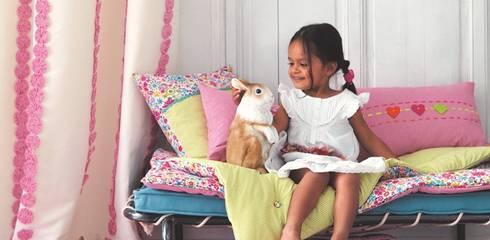 Quartos de criança  por Fantasyroom-Wohnträume für Kinder