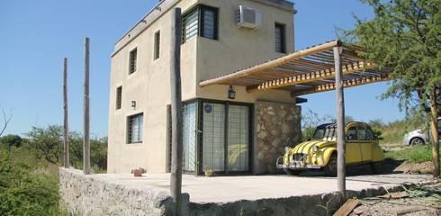 Huizen door MULA.Arquitectos