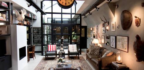 Salas de estar  por BRICKS Studio