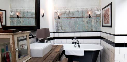 Projekty,  Łazienka zaprojektowane przez BRICKS Studio