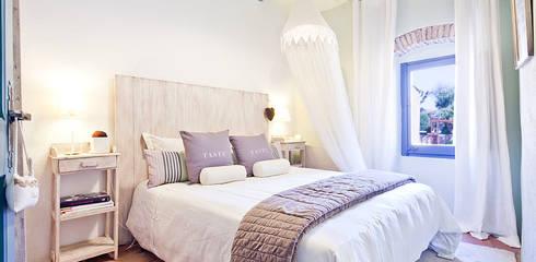 Chambre de style de style Rustique par Home Deco Decoración