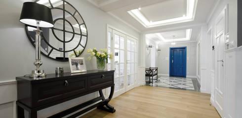Pasillos y recibidores de estilo  por 3deko