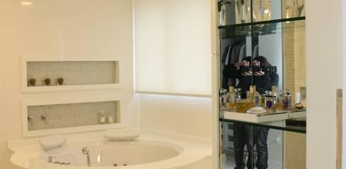 Bathroom by Leticia Prodocimo - LPA ARQUITETURA