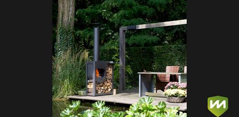 Projekty,  Ogród zaprojektowane przez Van Mierlo Tuinen | Exclusieve Tuinontwerpen