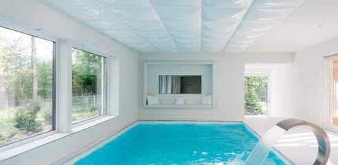wohnhaus d:  Pool von sebastian kolm architekturfotografie