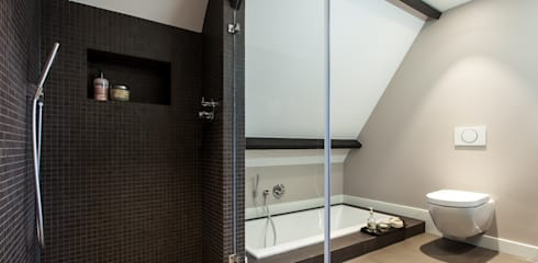 modern Bathroom by Bob Romijnders Architectuur & Interieur
