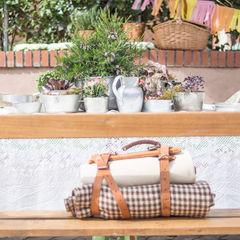Decoración al aire libre www.rocio-olmo.com JardínAccesorios y decoración