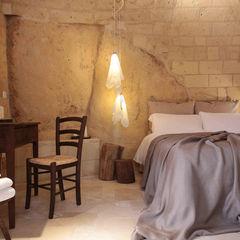 FRANCESCO CARDANO Interior designer Habitaciones de estilo rústico