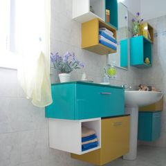 Arreda Progetta di Alice Bambini Eclectische badkamers
