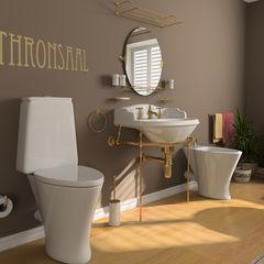 K&L Wall Art Salle de bainDécorations