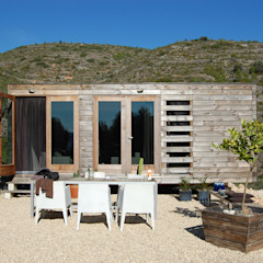 DMP arquitectura Prefabricated Home