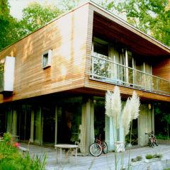 Haus Rohleder IOX Architekten GmbH Moderne Häuser