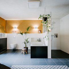 raumdeuter GbR Modern bathroom