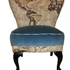 Around The World in 80 Days Just The Chair Living roomStools & chairs