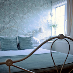 A Country Cottage My Bespoke Room Ltd Dormitorios rurales