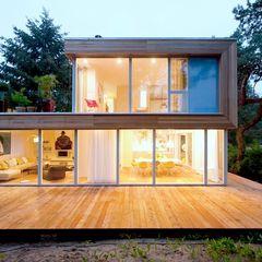 Cubus Projekt GmbH Casas modernas