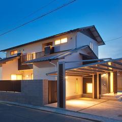 エヌスペースデザイン室 Eclectic style houses