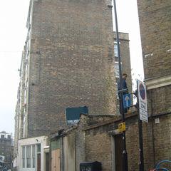 Kings Cross Exterior - Before LLI Design Classic style houses