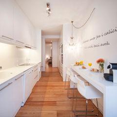 Staging Factory Cocinas minimalistas
