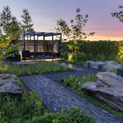 GartenLandschaft Berg & Co. GmbH Modern Bahçe
