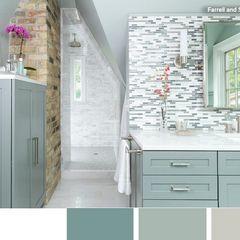 La brujula Feng Shui BathroomBathtubs & showers
