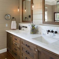 La brujula Feng Shui BathroomSinks