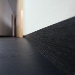 Плинтус - пол Архитектурное бюро Лены Гординой Прихожая, коридор и лестницыАксессуары и декор