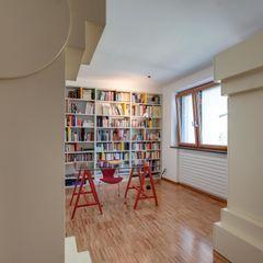 Casa BM Fluido Arch - Studio di Architettura Studio moderno