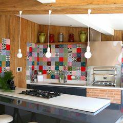 Residência Jardim Marajoara MeyerCortez arquitetura & design Garagens e edículas modernas