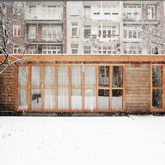Voorgevel Atelier Paco Bunnik Minimalistische tuinen