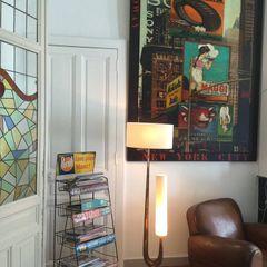 lampe Jeanne Hofffmann design créations HOFFMANN DESIGN CREATIONS SalonEclairage