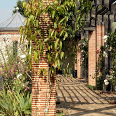 Pergola Giles Jollands Architect Jardines clásicos