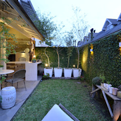 Tania Bertolucci de Souza | Arquitetos Associados Jardines de estilo moderno