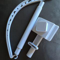 Petit13or Дитяча кімнатаІграшки Пластик Білий