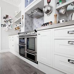 Kitchen William Gaze Ltd Cocinas de estilo clásico