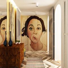 WhiteRoom Mediterranean style walls & floors