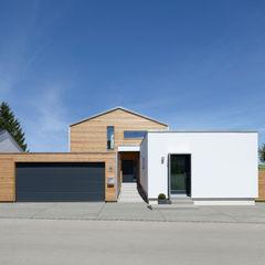 Wohngesundes Raumklima im Ökohaus Bau-Fritz GmbH & Co. KG Moderne Häuser