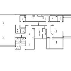 planos previo intervención Hargain Oneto Arquitectas