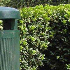 Botes ecológicos en Delegación Miguel Hidalgo Nacional de Bancas Jardines modernos