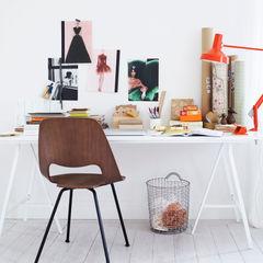Inspiration Korbo Moderne studeerkamer