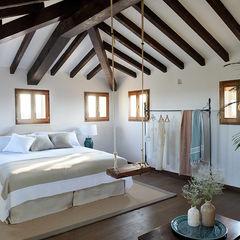 HOTEL CAL REIET – THE MAIN HOUSE Bloomint design Mediterrane slaapkamers