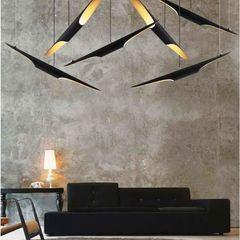4 home store Living roomLighting Aluminium/Zinc