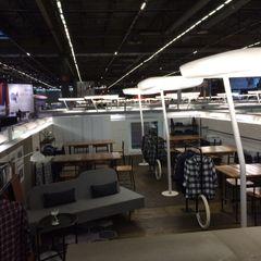 Q'riaideias Centros de exposições industriais