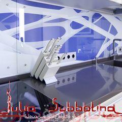 Студия Архитектуры и Дизайна Субботиной Юлии Asian style kitchen