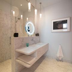 55 The Bomptons ATOM BUILD LTD Modern bathroom