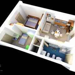 Damiano Ferrando   Architectural Visualization  